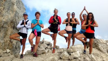 Stage Trail & Yoga 4 jours