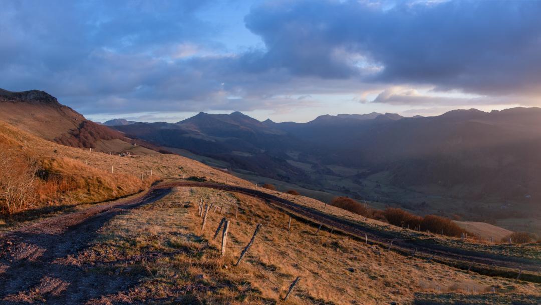 Stage trail sur les traces de l'ultra trail du Cantal