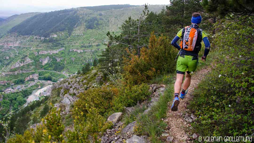 Stage trail Reconnaissance Ultra Lozère trail
