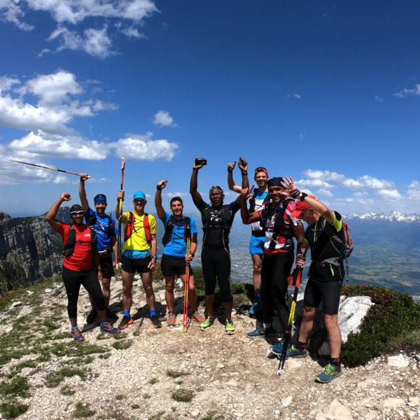 Groupe Trails in France Vercors Ut4M Grenoble