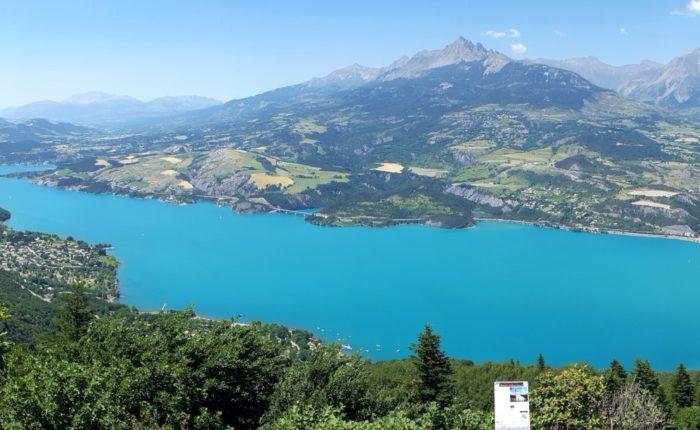 Stage trail reconnaissance du Grand Trail de Serre-Ponçon