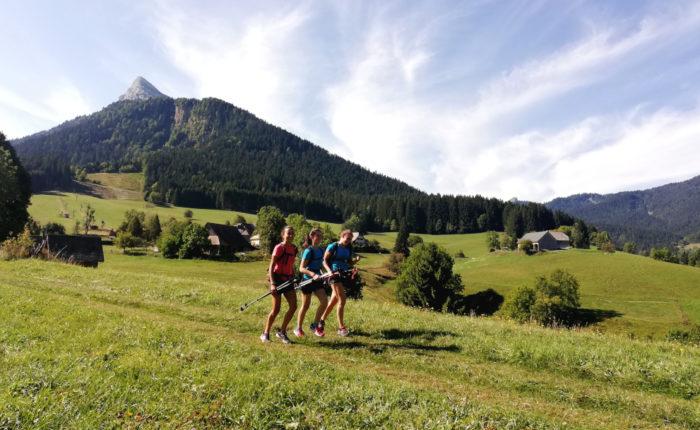 Stage trail & Bien-être 100% féminin en Chartreuse