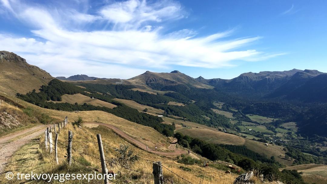 Reconnaissance Championnats de France de trail 2020 dans le Cantal FFA