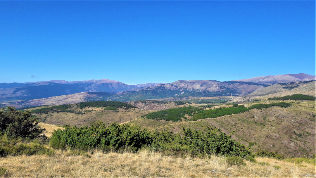 Paysage 2 Training Camp Station de Trail® de Puigmal Pyrénées Cerdagne