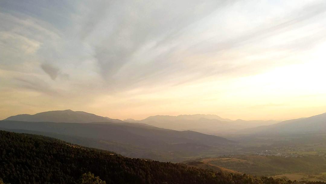 Paysage Training Camp Station de Trail® de Puigmal Pyrénées CerdagnePaysage Training Camp Station de Trail® de Puigmal Pyrénées Cerdagne