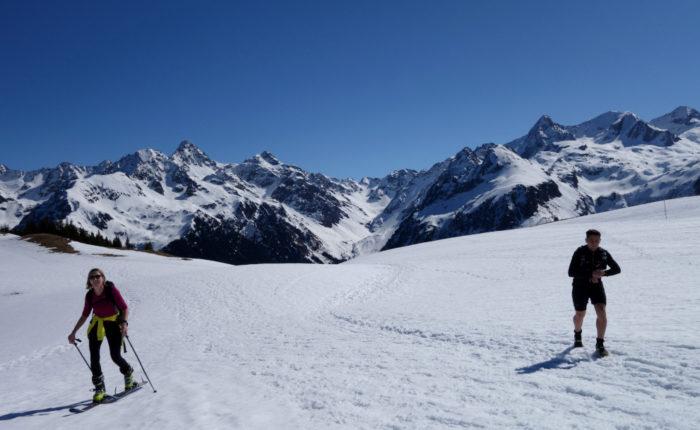 Stage trail Immersion hivernale en Belledonne Trail & ski de randonnée