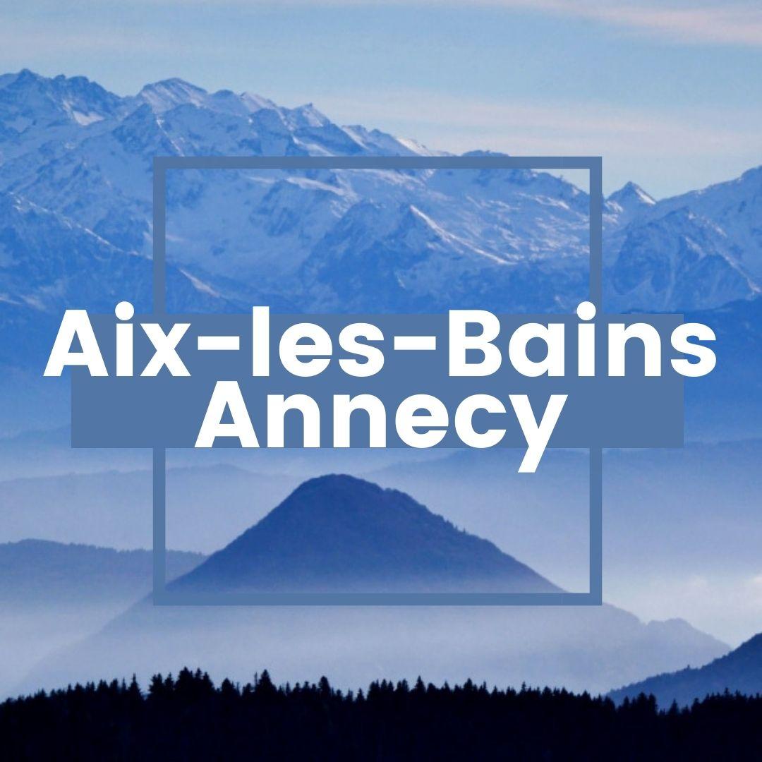 Annecy-Aix-les-Bains en trail