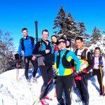Stage trail et ski de fond dans le Vercors